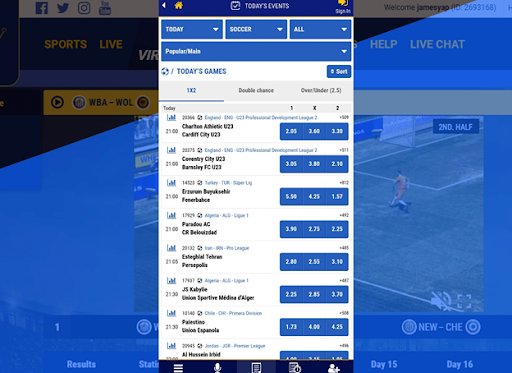 new mobile betking
