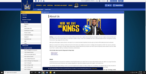Betking sports