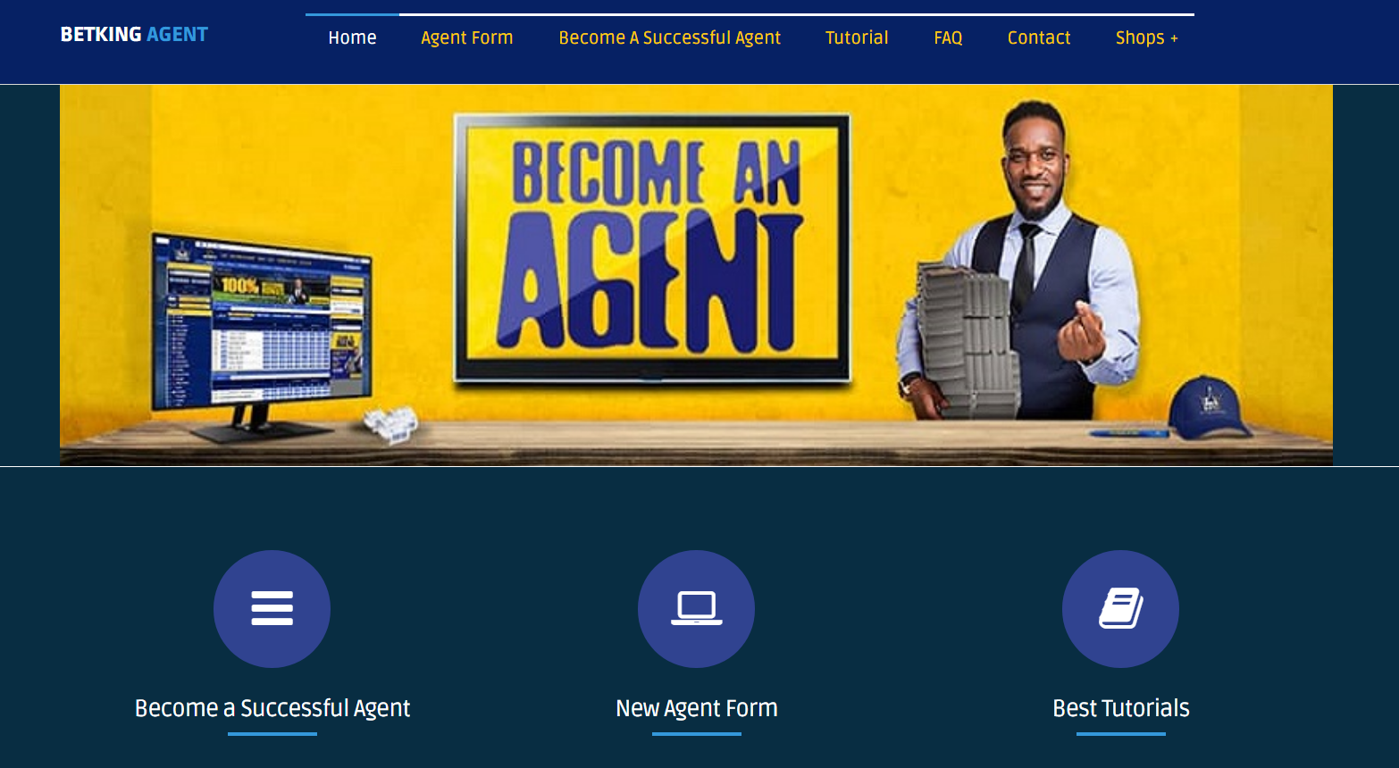 BetKing Agent